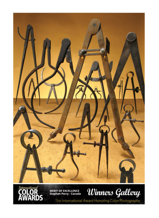 antique tools, dividers